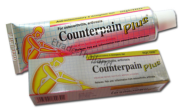 Counterpain Plus Anti-Inflammatory Analgesic Gel